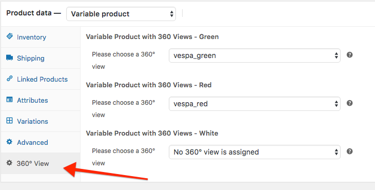 360-product-view-woocommerce-variable